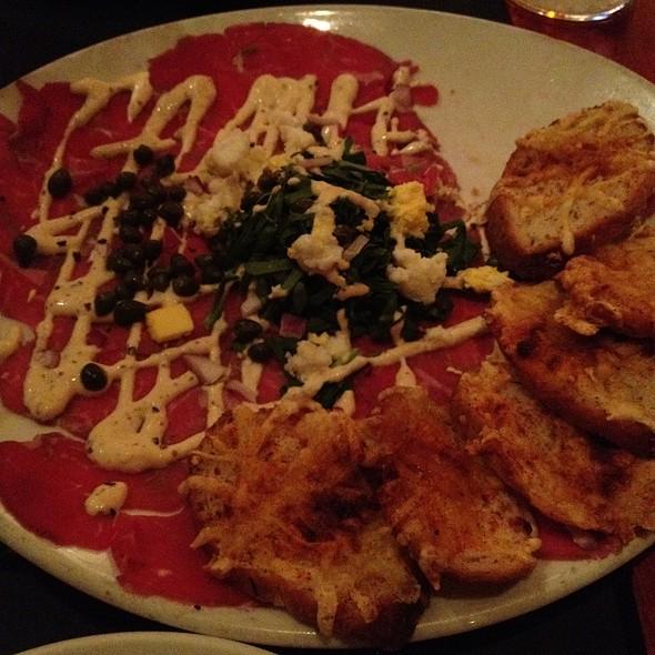 Tenderloin carpaccio - Fleming's Steakhouse - Tyson's Corner, Tysons Corner, VA