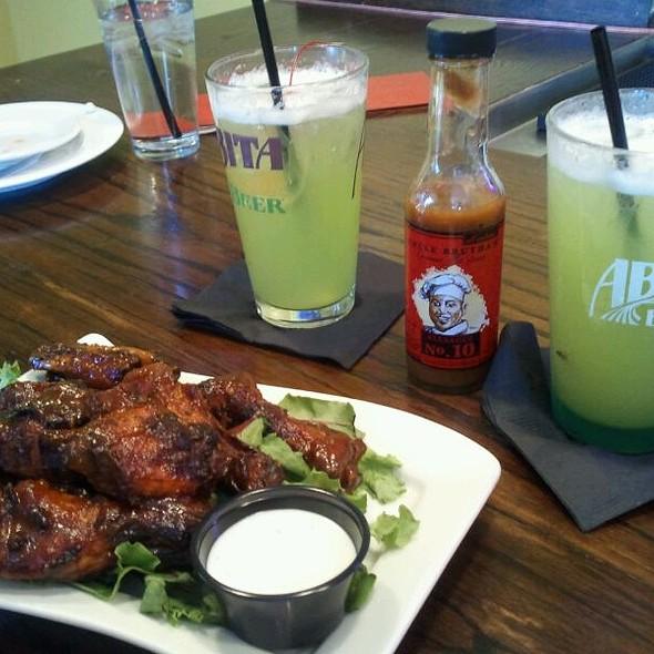 Franks Louisiana Wings  @ Cajun Experience