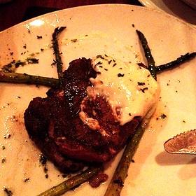 Porcini Rubbed Filet Mignon - Fleming's Steakhouse - Tyson's Corner, Tysons Corner, VA
