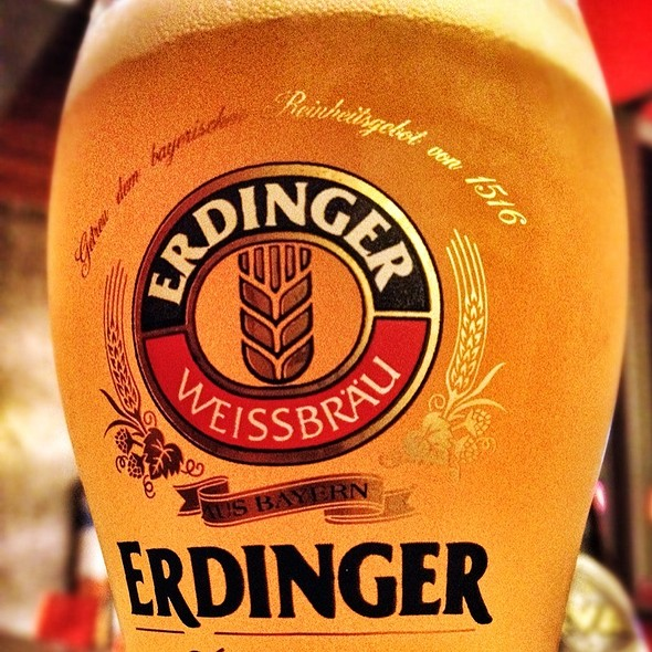 Erdinger Weissbrau @ All Beer