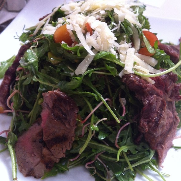 Steak and Arugula Salad @ Royal/T