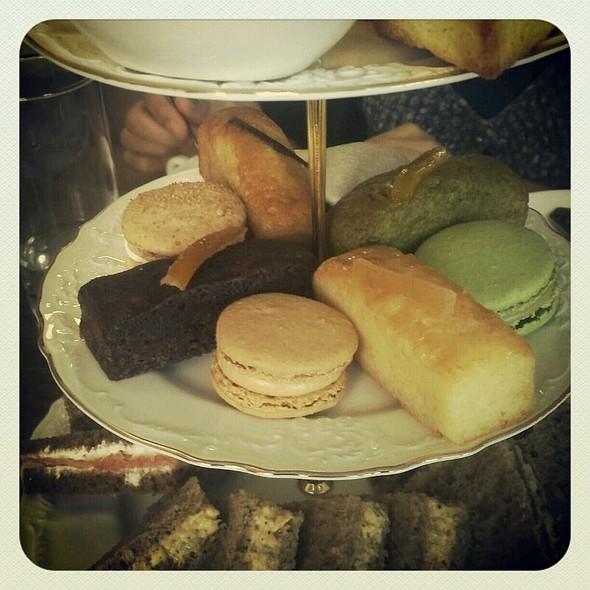 Tea Service For Two @ bosie tea parlor