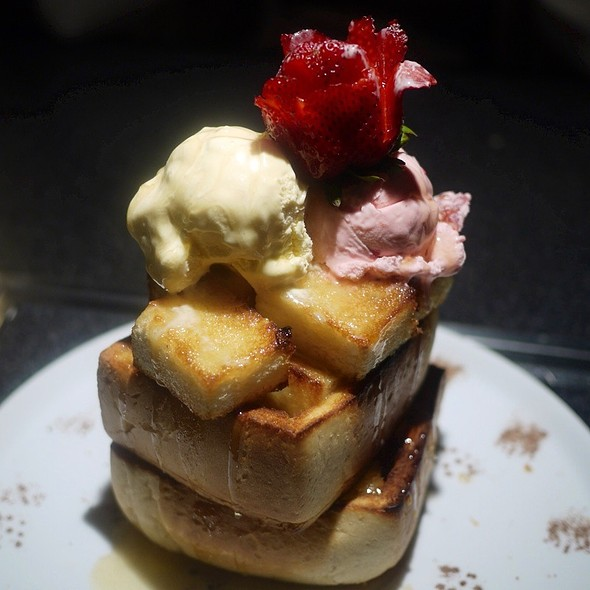 Honey Toast Mountain @ Juban Yakiniku House Japanese