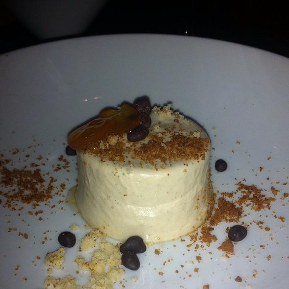 Coffee And Cocoa Custard @ Tabla Mediterranean Bistro
