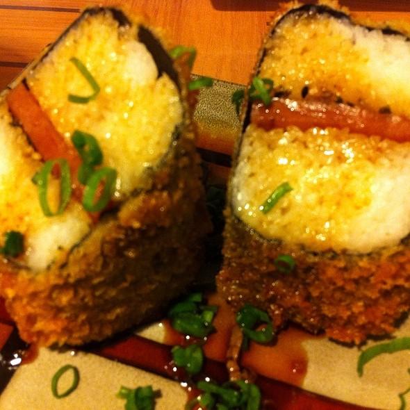 Deep Fried Spam Musubi @ Da Kitchen