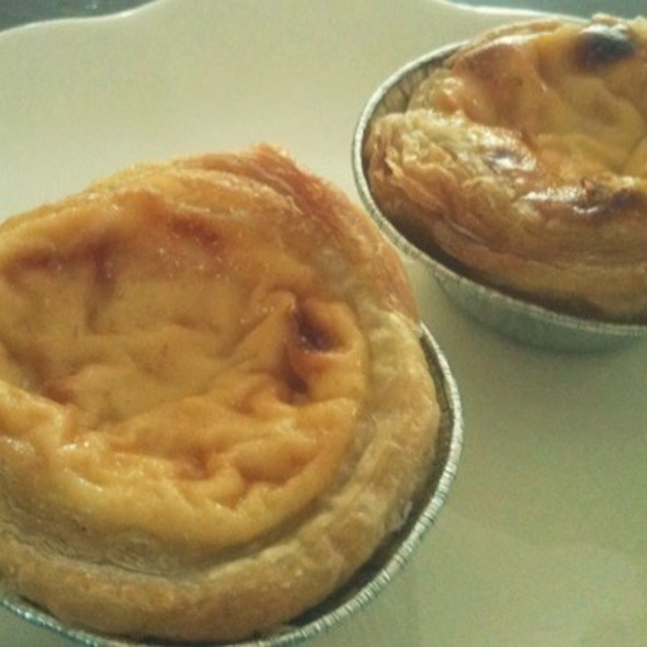 Egg Tarts @ As Home