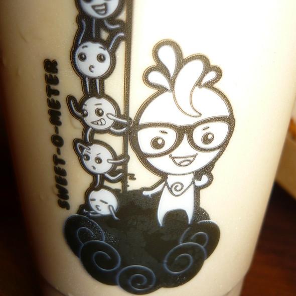 Seasalt Milk Tea @ Cobo Amazing PossibiliTeas