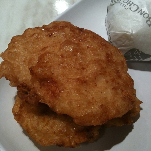 Chops Ricebox @ Bonchon