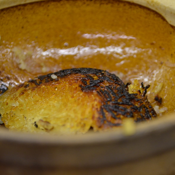 Burnt Rice @ First Taste
