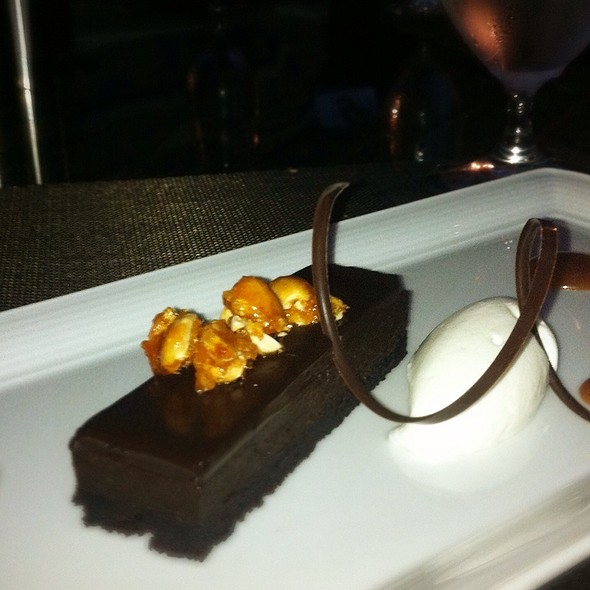 chocolate bar @ The St. Regis Atlanta