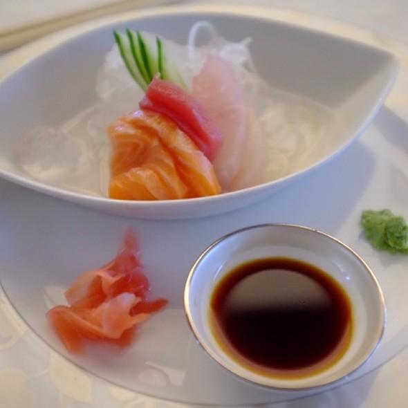 Sashimi @ Boneka Restaurant at St Regis Hotel