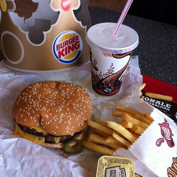 Chili Cheese Xxl Menu @ Burger King Nieuwegein