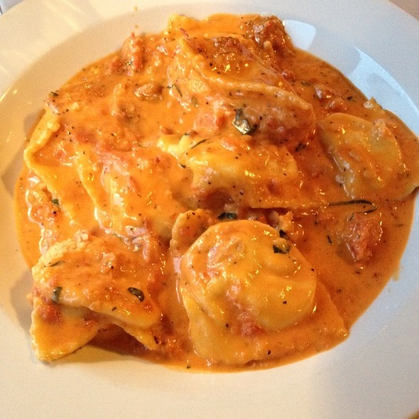 Lobster Ravioli @ Rino's Place