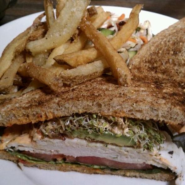 Cali Turkey Sandwich @ Sabrina's Cafe