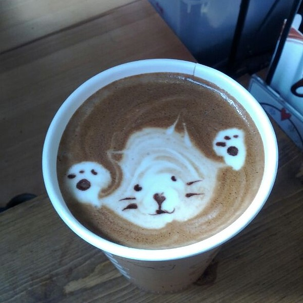 Mocha @ The Fog Lifter Cafe