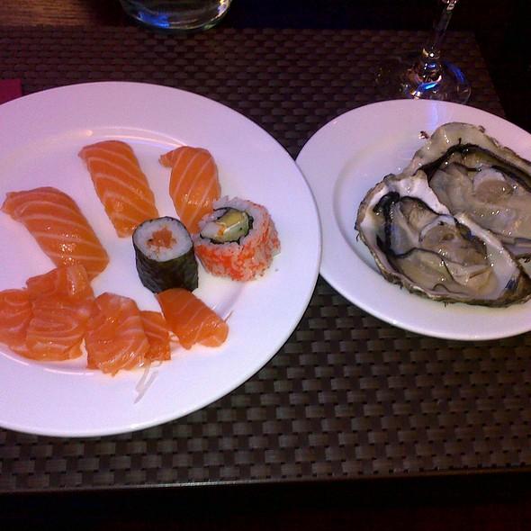 Sushi e ostriche @ Ristorante Murasaki