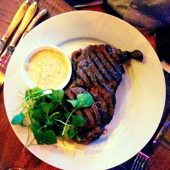 Entrecote @ Rootz At The Harbour
