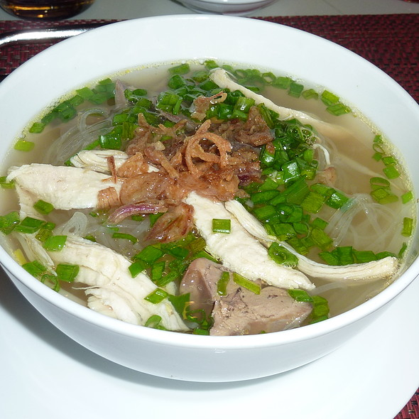 Chicken Noodle Soup @ Novotel restaurant
