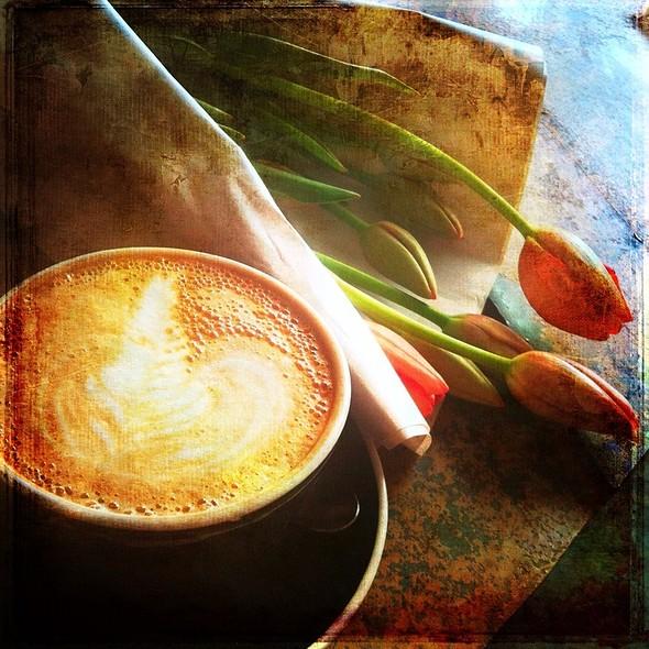 Latte @ Remedy Coffee