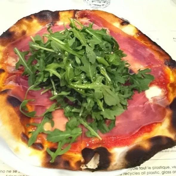 Pizza Parma @ Pizzeria Arlequino