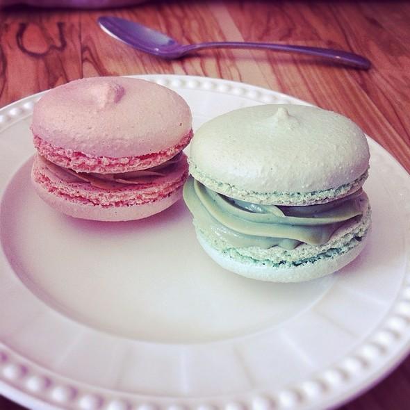 Macarons @ Café Fiorentina