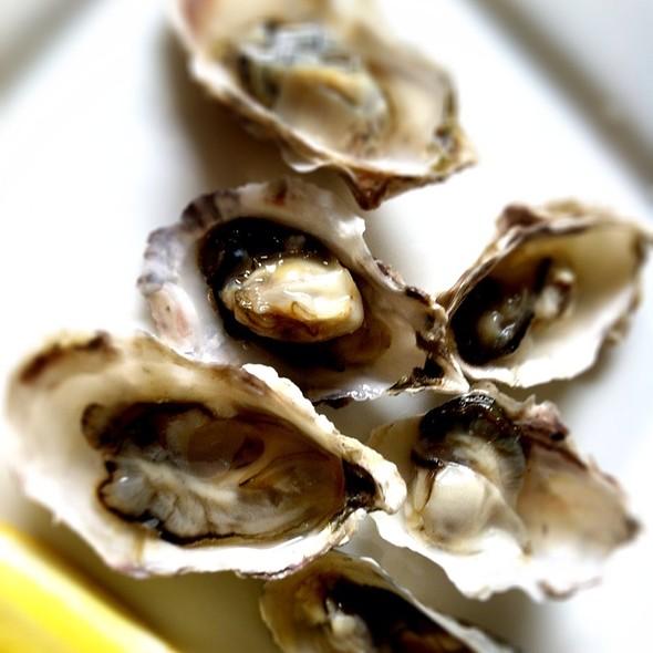 Carlsbad Luna Oysters