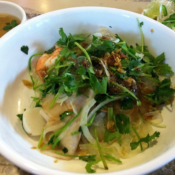 Cambodian Noodles @ Pho Minh