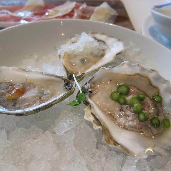 Oysters - Rialto, Cambridge, MA