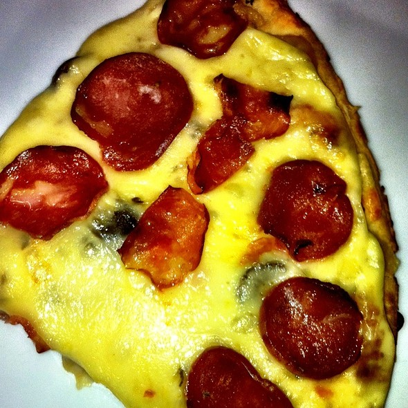 Pizza Calabrese @ My House