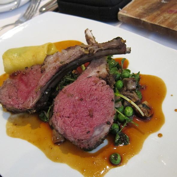 Lamb Chops - Rialto, Cambridge, MA