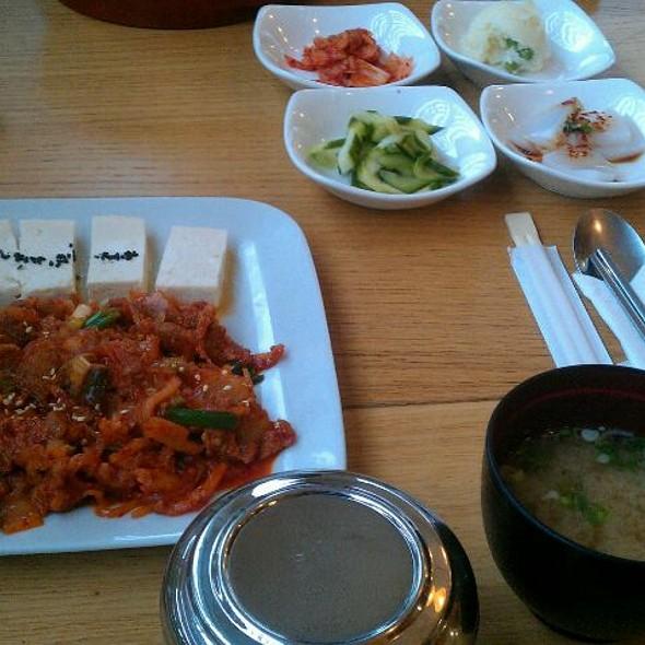 Seoul Kimchi Menu - Manchester - Foodspotting