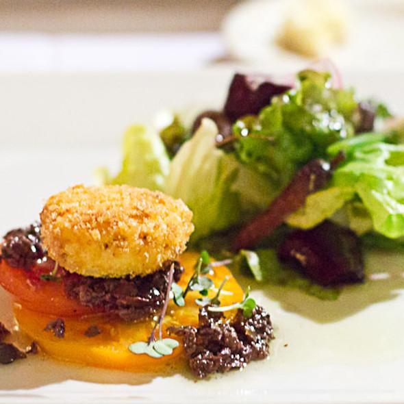 signature salads - Market Fresh Bistro, Makawao, HI