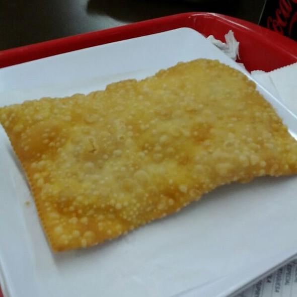 pastel de frango @ Yokoyama-Mirandópolis