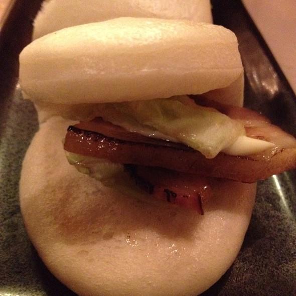 Pork Bun @ Hide-Chan Ramen