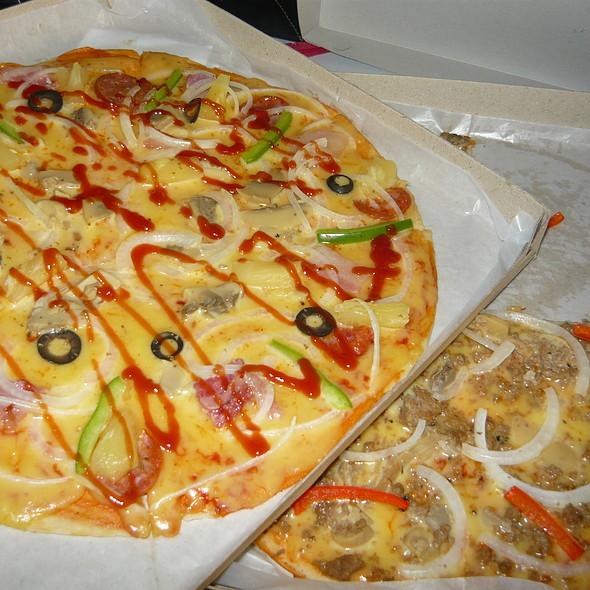 Alberto S Pizza Basak Lapu Lapu City Menu