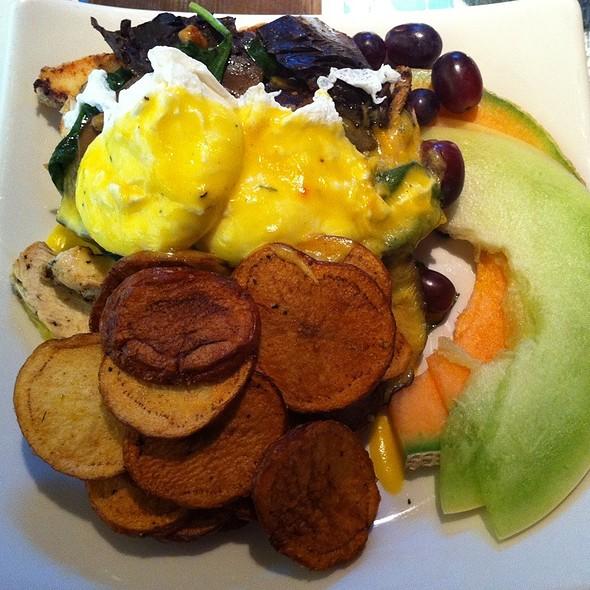 Eggs Sunspot @ Sunspot Restaurant