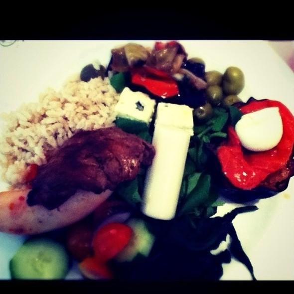 buffet @ Athenas Restaurante