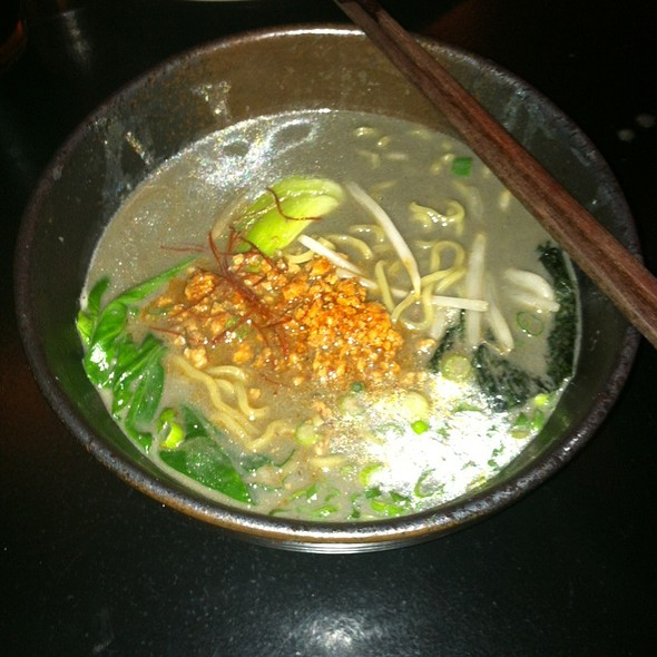 Tan Tan Men Ramen @ Nombe