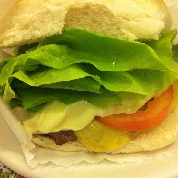 Cheese Salada @ Achapa
