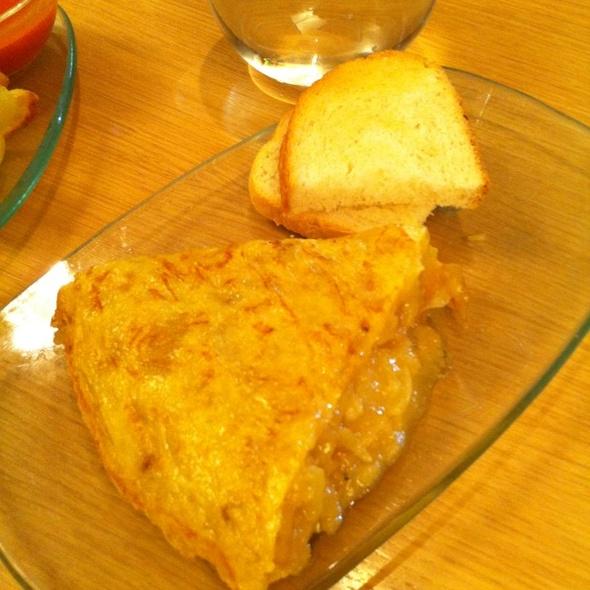 Pincho de Tortilla de Patata