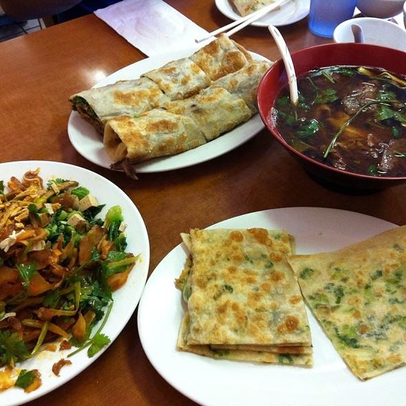 Beef noodle soup @ 101 Noodle Express
