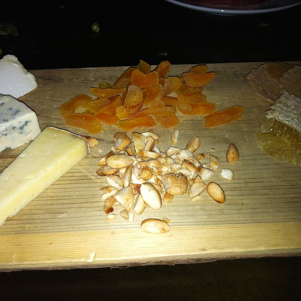 Three New England Cheeses