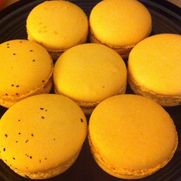 Assorted French Macaroons @ Ginger Elizabeth Chocolates