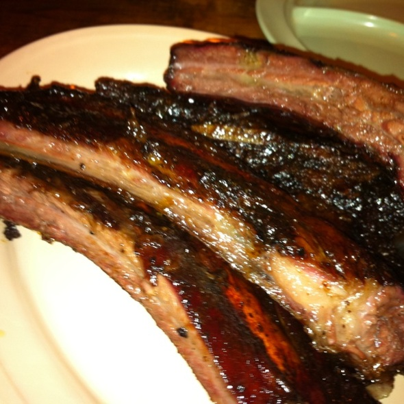 Beef Ribs @ The Salt Lick