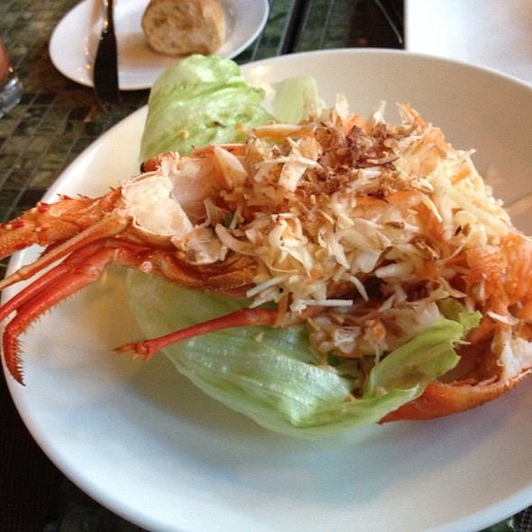 Crayfish Salad @ Teak Room