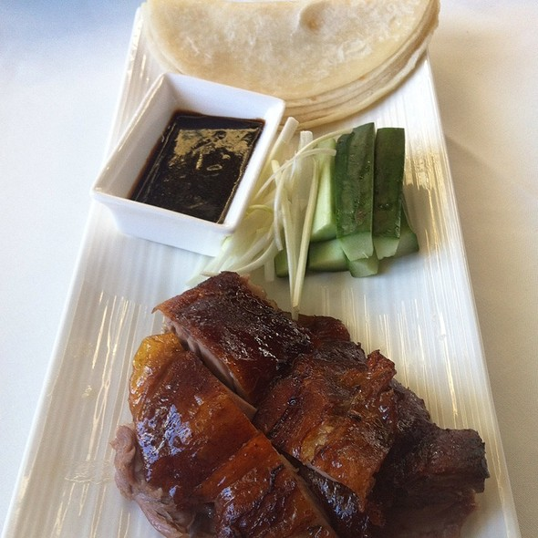 Peking Duck With Pancakes @ Shanghai Stories 1938