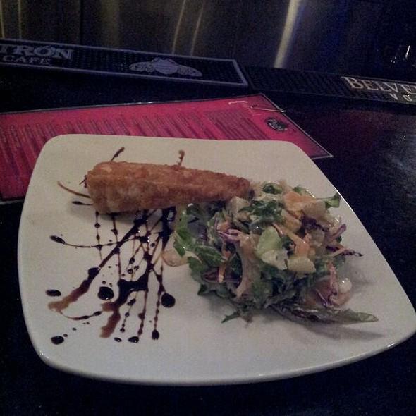 Fried Camembert Cheese Salad - Peroni Resto Bar, Montréal, QC