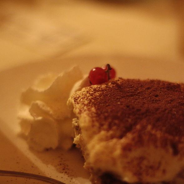 Tiramisu @ Cafè e ristorante della Funicolare
