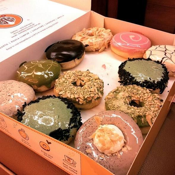 Doughnuts @ J.Co Doughnut Megamall