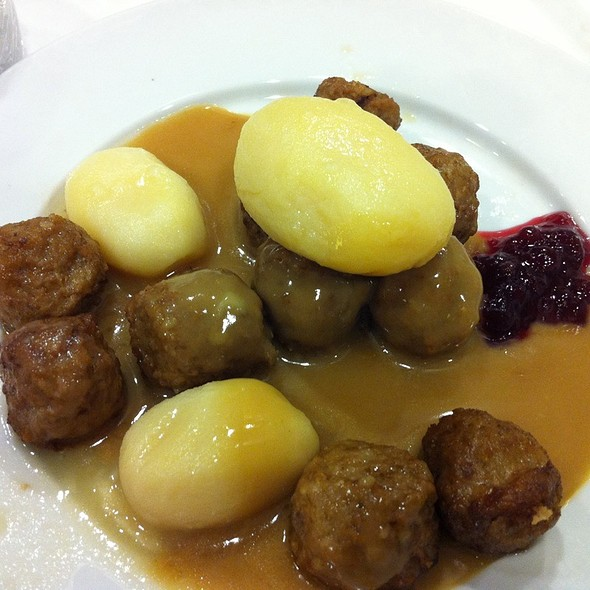 Swedish Meatballs @ Ikea - Kowloon Bay Megabox